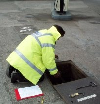 Above ground storage tank leak detection and testing